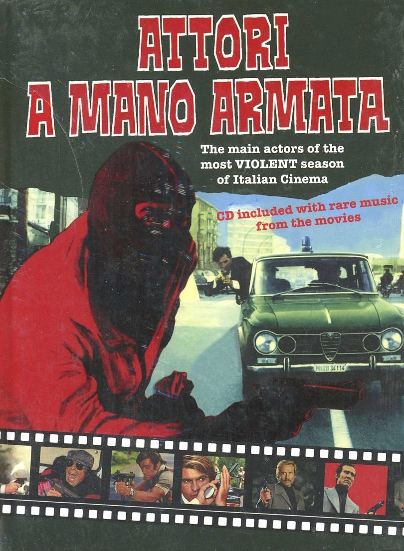 Image of (NUOVO o USATO) Attori a mano armata. Con CD Audio. Ediz. italiana..