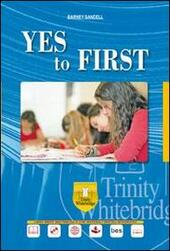 Yes to first tests. Con CD Audio. Con e-book. Con espansione online
