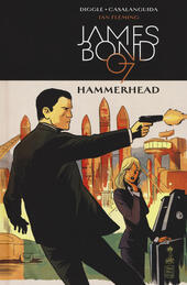 Hammerhead. James Bond 007. Vol. 3