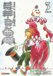 Lost fragment of snow. D gray-man reverse. Vol. 3