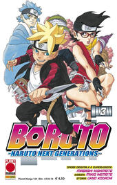 Boruto. Naruto next generations. Vol. 3