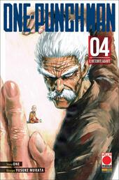 One-Punch Man. Vol. 4: Il meteorite gigante
