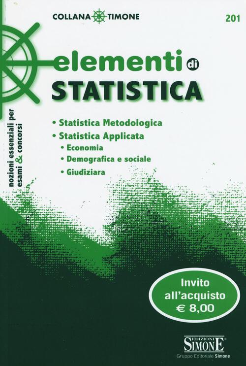 libri di statistica