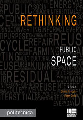 Rethinking public space  Libro - Libraccio.it