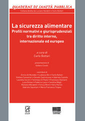 La sicurezza alimentare  Libro - Libraccio.it