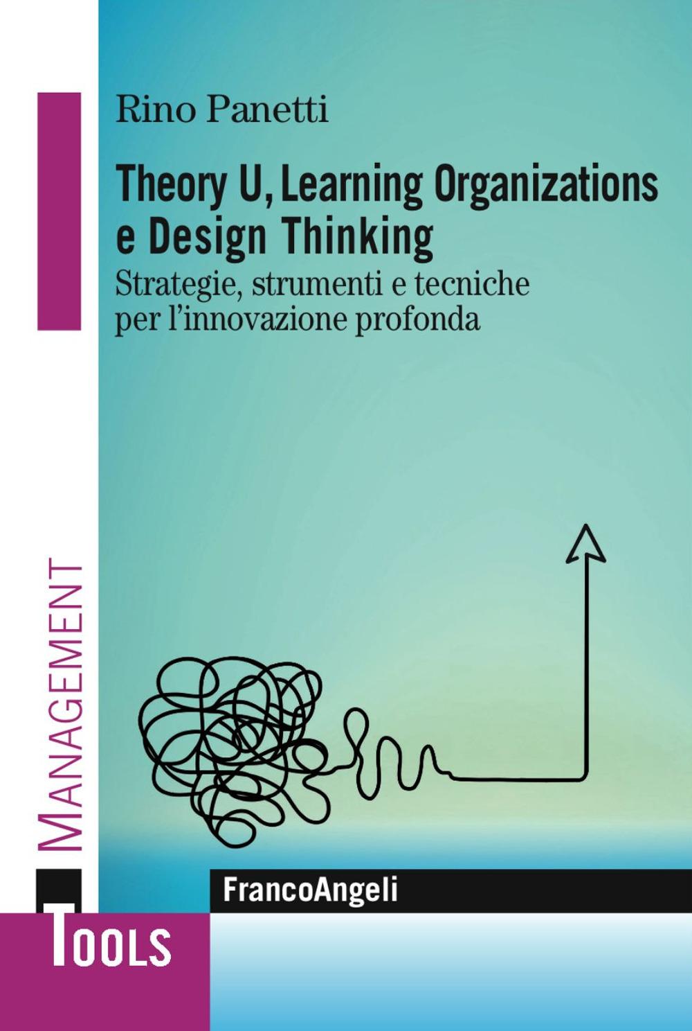 Image of Theory U, Learning Organizations e Design Thinking. Strategie, str..
