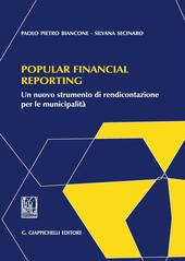 Popular financial reporting. Un nuovo strumento di rendicontazione per le municipalità