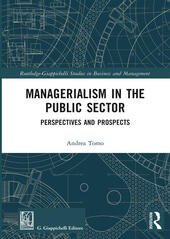 Managerialism in the public sector. Perspectives and prospectives
