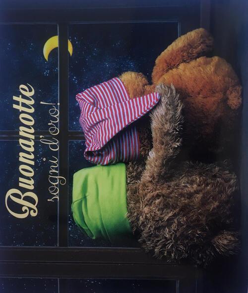 Buonanotte Sogni Doro Un Pensiero Per Te Libro Libraccioit