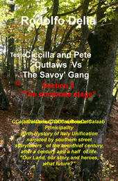 Ciccilla & Pete outlaws vs The Savoy' gang. Vol. 2: doctorate stage, The.