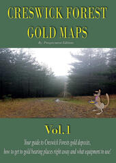 Creswick Forest gold maps. Vol. 1