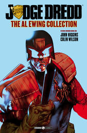 Judge Dredd. The Al Ewing collection