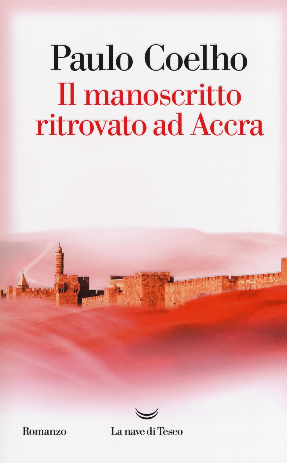 Image of Il manoscritto ritrovato ad Accra