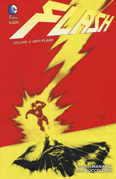 Anti-Flash. Flash. Vol. 4