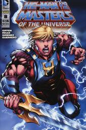 He-Man and the masters of the universe. Vol. 8  Libro - Libraccio.it