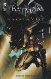 Arkham city. Batman  - Paul Dini, Carlos D'Anda Libro - Libraccio.it