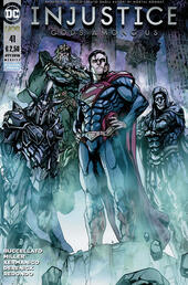 Injustice. Gods among us. Vol. 41