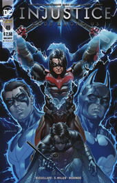 Injustice. Gods among us. Vol. 49