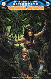 Rinascita. Wonder Woman. Vol. 6
