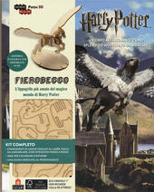 Fierobecco. Harry Potter. Incredibuilds puzzle 3D da J. K. Rowling. Ediz. a colori. Con gadget