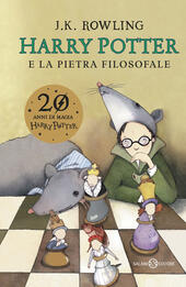 Harry Potter e la pietra filosofale. Vol. 1  - J. K. Rowling Libro - Libraccio.it