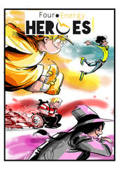Four energy heroes. Vol. 1