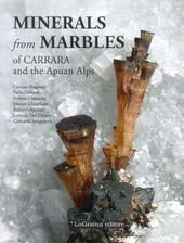 Minerals from marbles of Carrara and the Apuan Alps. Ediz. illustrata