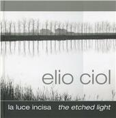 La luce incisa-The etched light