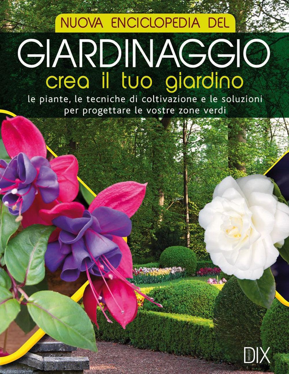 Image of Nuova enciclopedia del giardinaggio