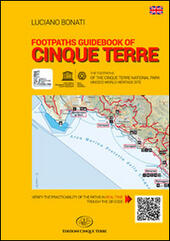 Footpaths guidebook of Cinque Terre