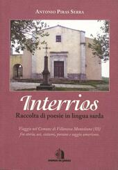 Interrios. Raccolta di poesie in lingua sarda