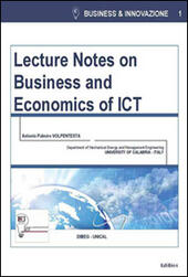 Lecture notes on business and economics of ICT