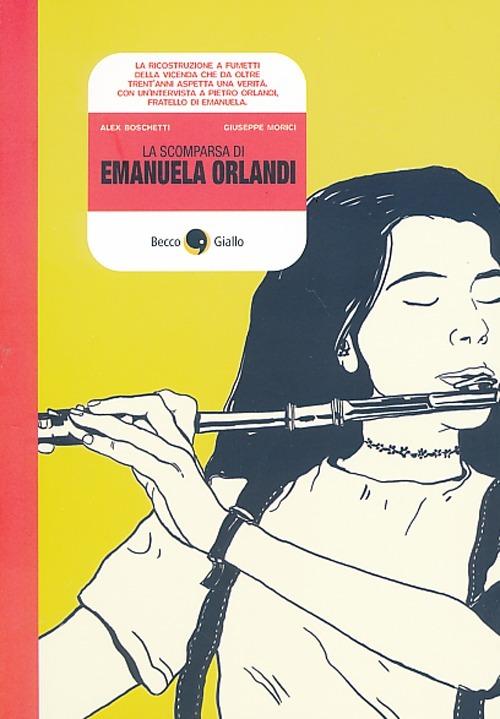 Image of (NUOVO o USATO) La scomparsa di Emanuela Orlandi