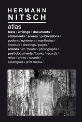 Hermann Nitsch atlas  - Hermann Nitsch Libro - Libraccio.it