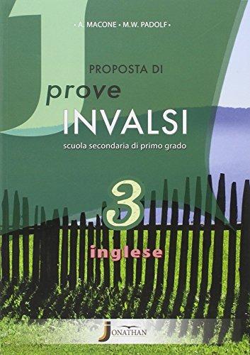 Image of Proposte di prove INVALSI inglese. Per la Scuola media. Con espans..