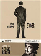 Stoner letto da Sergio Rubini. Audiolibro. CD Audio formato MP3