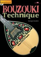 Bouzouki technique. Con CD Audio