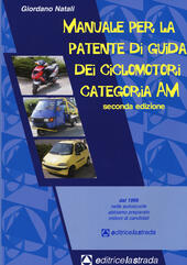 Manuale per la patente di guida dei ciclomotori categoria AM