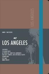 My Los Angeles. Visual book. Autumn brown