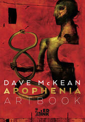 Aphopenia artbook. Ediz. illustrata. Ediz. regular  - Dave McKean Libro - Libraccio.it