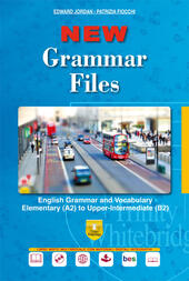 New grammar files. English grammar and vocabulary elementary (A2) to upper-intermediate (B2). Con e-book. Con espansione online. Con DVD-ROM