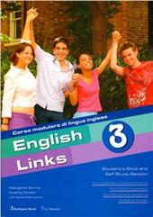 English links. Self study section-Culture link. Con CD Audio. Vol. 3