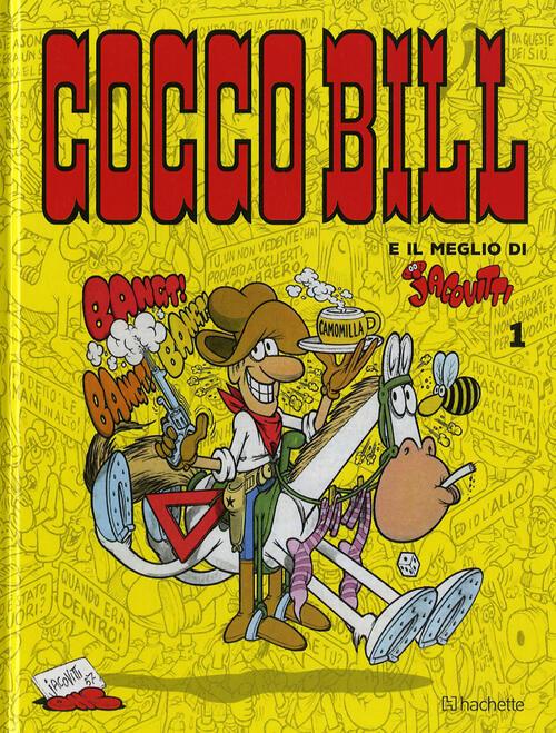 Cocco Bill - Benito Jacovitti Libro - Libraccio.it